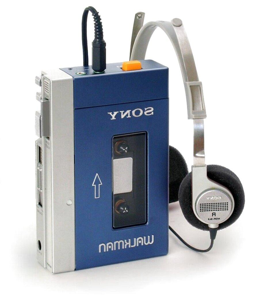 walkman cassette player de segunda mano