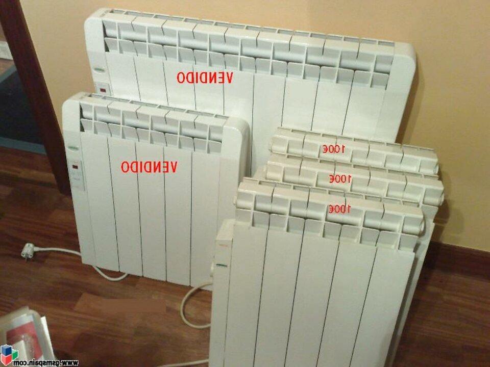 radiadores ecotermi de segunda mano