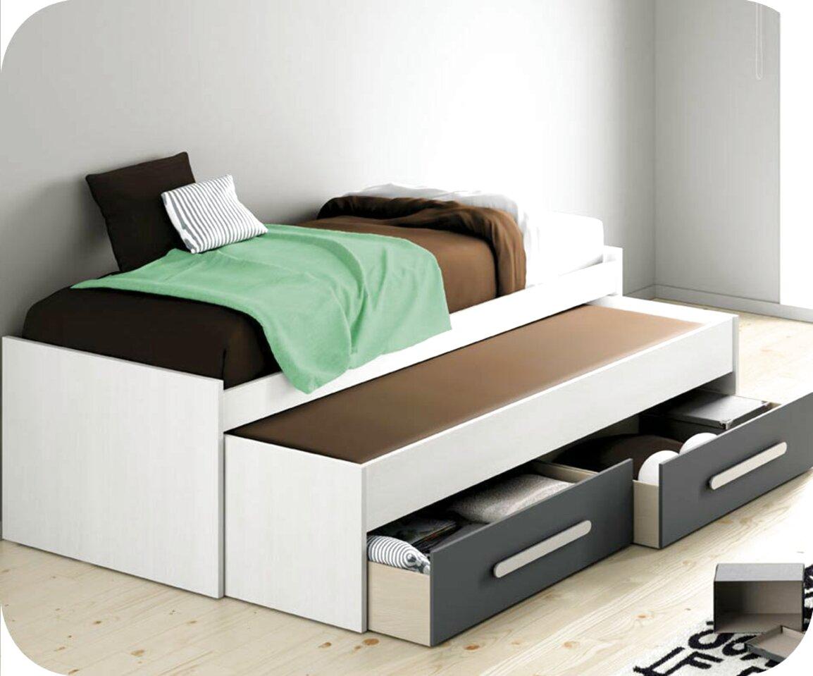 cama nido de segunda mano