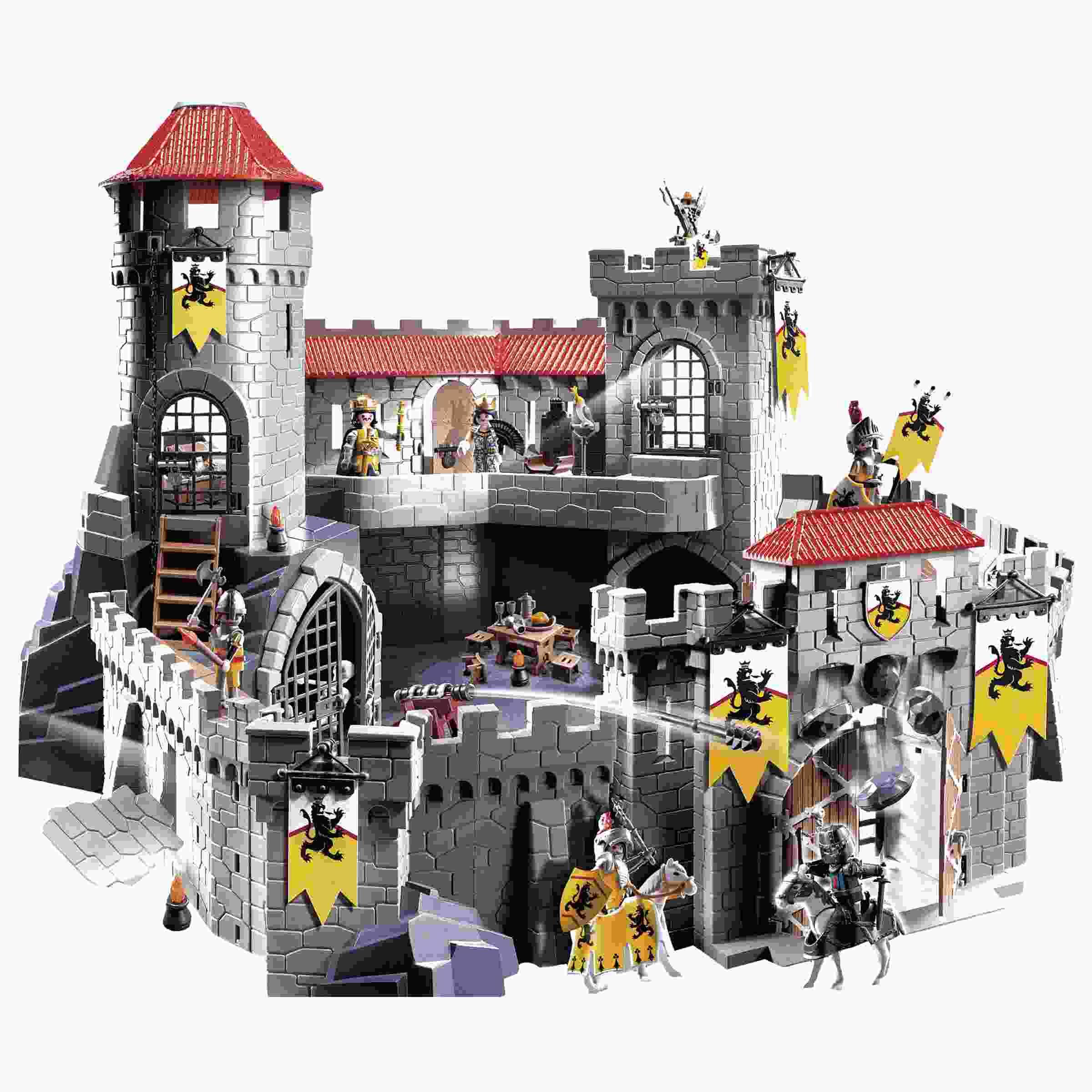 playmobil caballero castillo de segunda mano