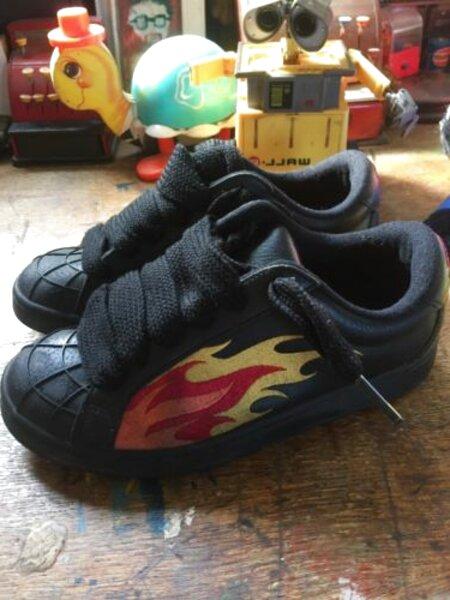 zapatillas buffalo flame de segunda mano