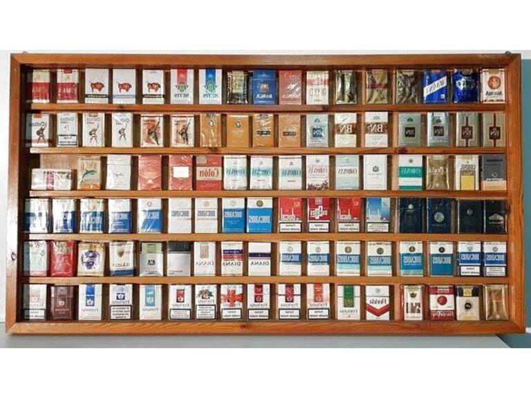 tabaco coleccion de segunda mano