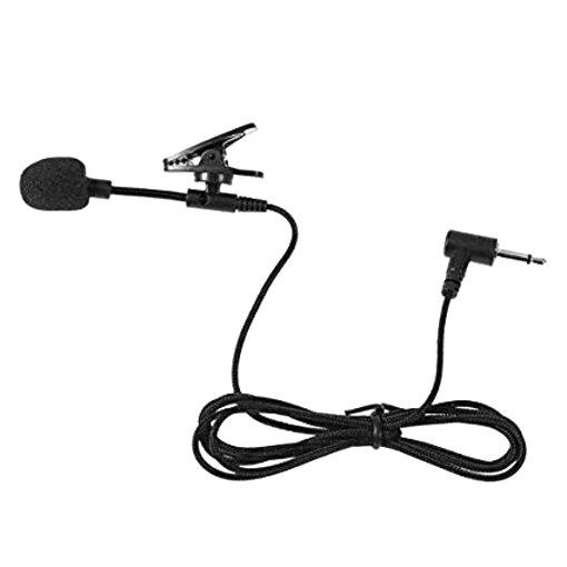 microfono clip de segunda mano