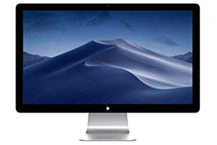 apple monitor de segunda mano