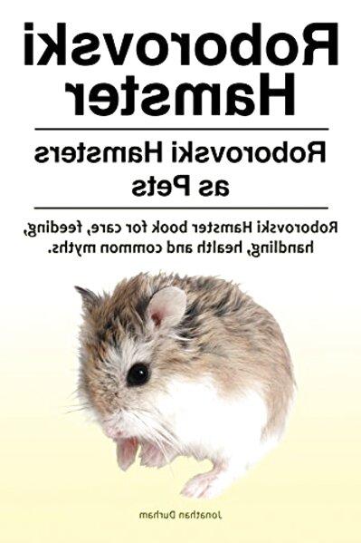 hamster roborowski de segunda mano
