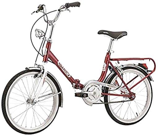 cuadro de acero Bicicleta Liberty de ni/ña dos tallas disponibles Cicli Cinzia