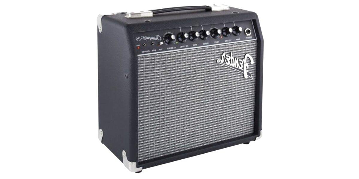amplificador de guitarra de segunda mano