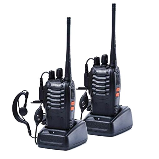 walkie talkie de segunda mano