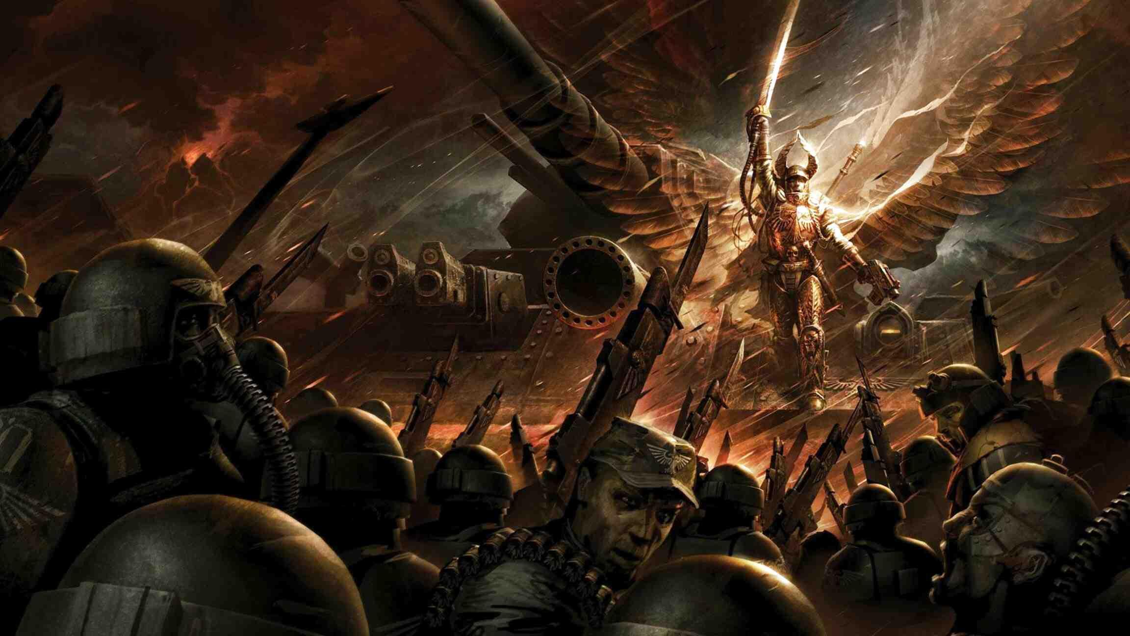 warhammer 40000 guardia imperial de segunda mano
