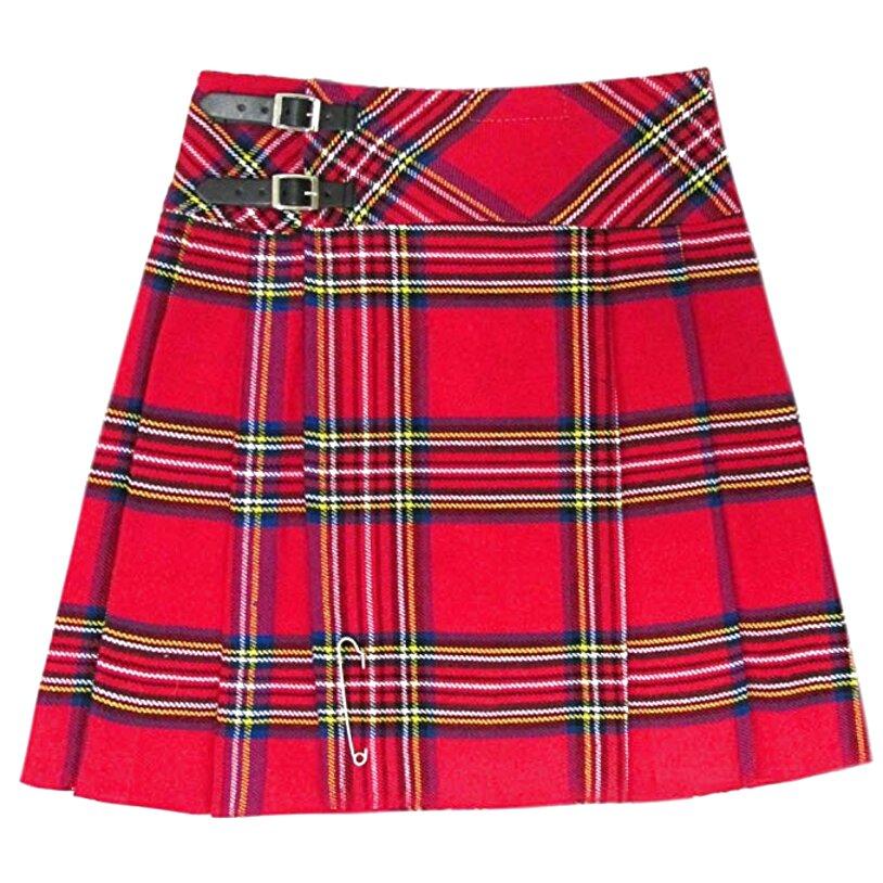 falda escocesa de segunda mano