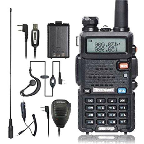 walkie baofeng uv 5r de segunda mano