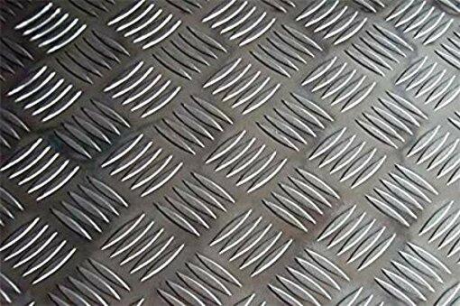 Chapa Aluminio Damero De Segunda Mano Solo Quedan 3 Al 70
