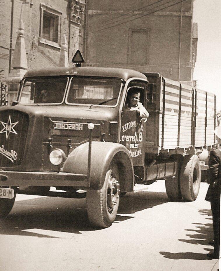 Camiones Antiguos De Segunda Mano Solo Quedan 2 Al 75