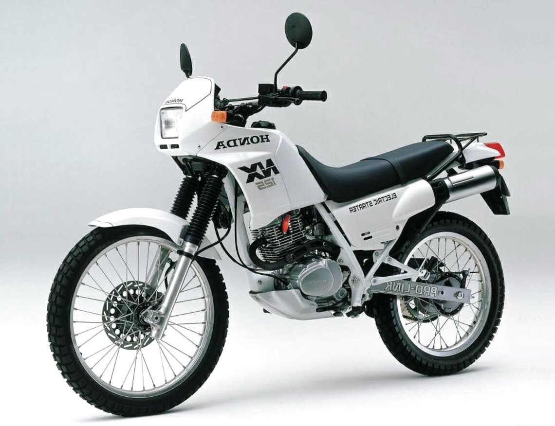 HONDA NX 125 - Motocasion.com