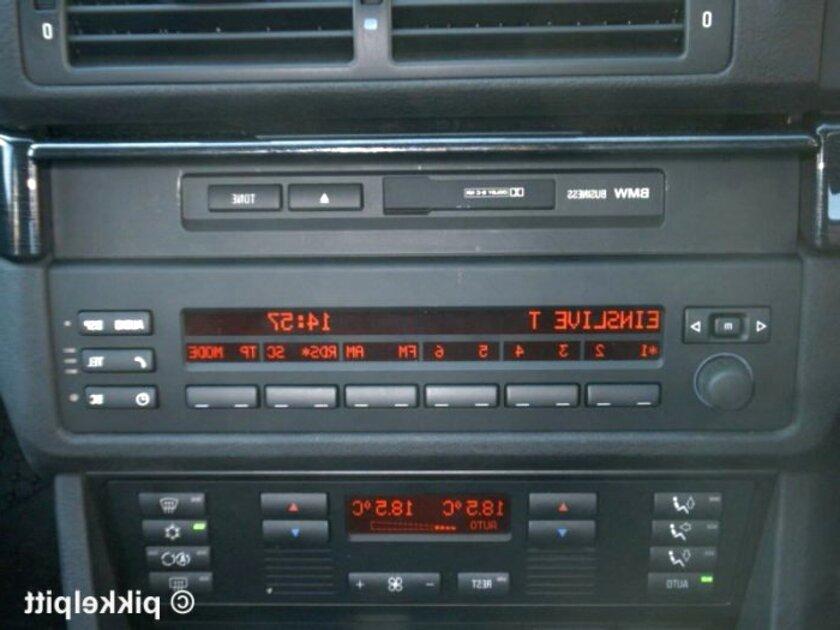 radio business bmw e39 de segunda mano