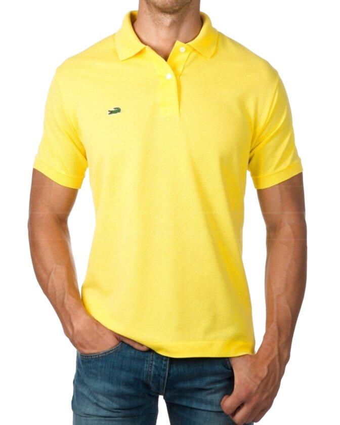 polos amarillo de segunda mano