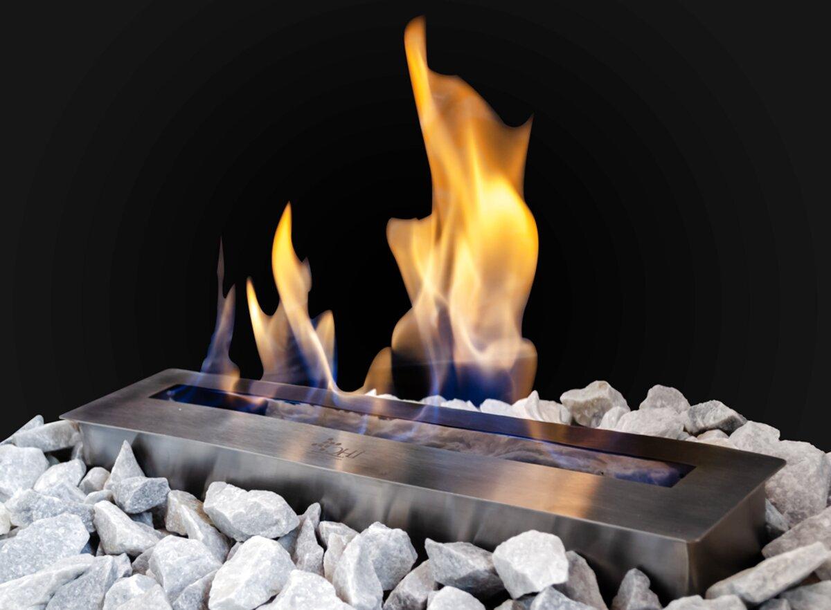 quemador bioetanol de segunda mano