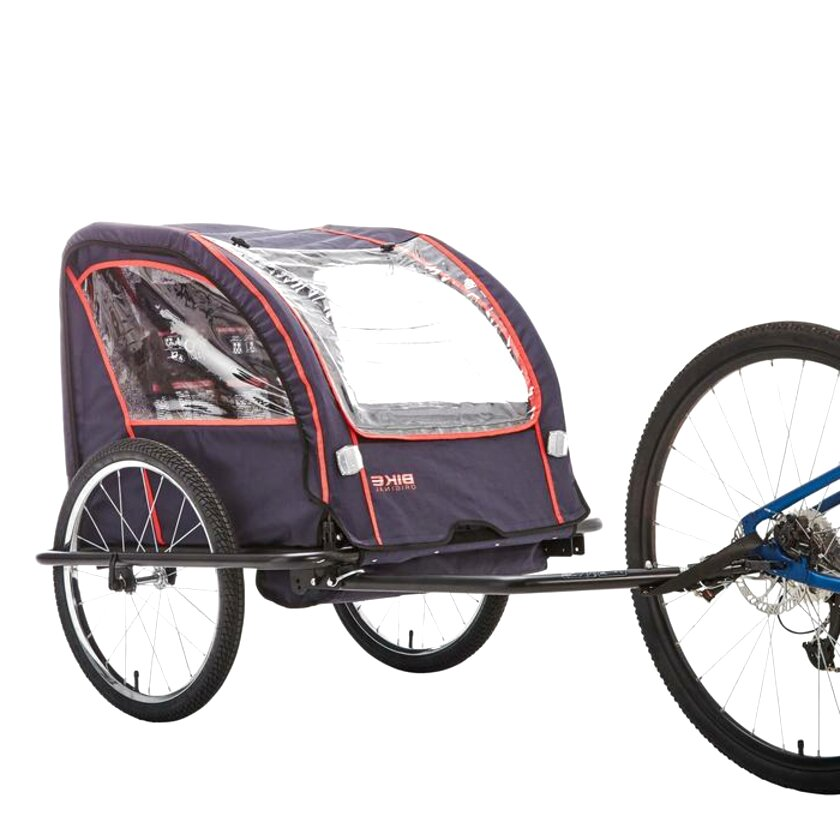 remolque bicicleta de segunda mano