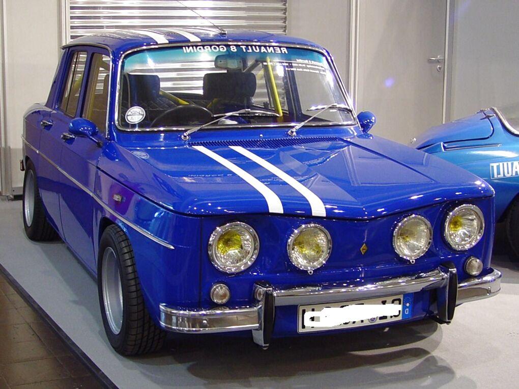 Renault 8 Ts De Segunda Mano Solo Quedan 3 Al 60