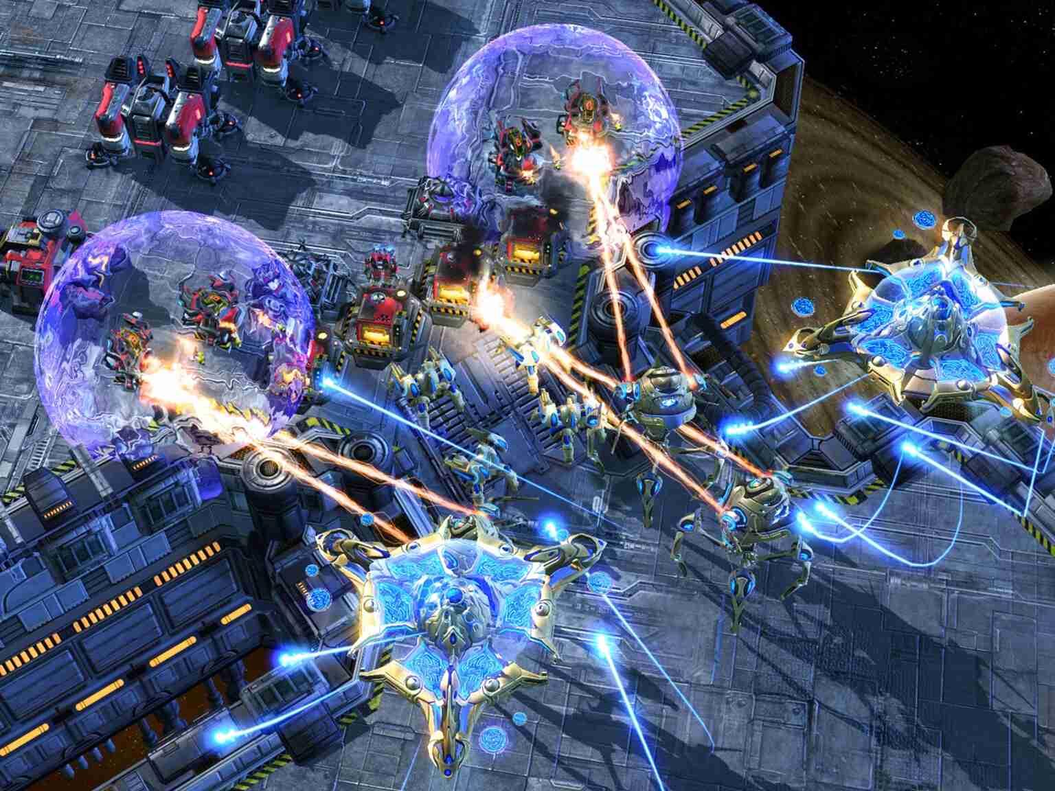 starcraft juego de segunda mano