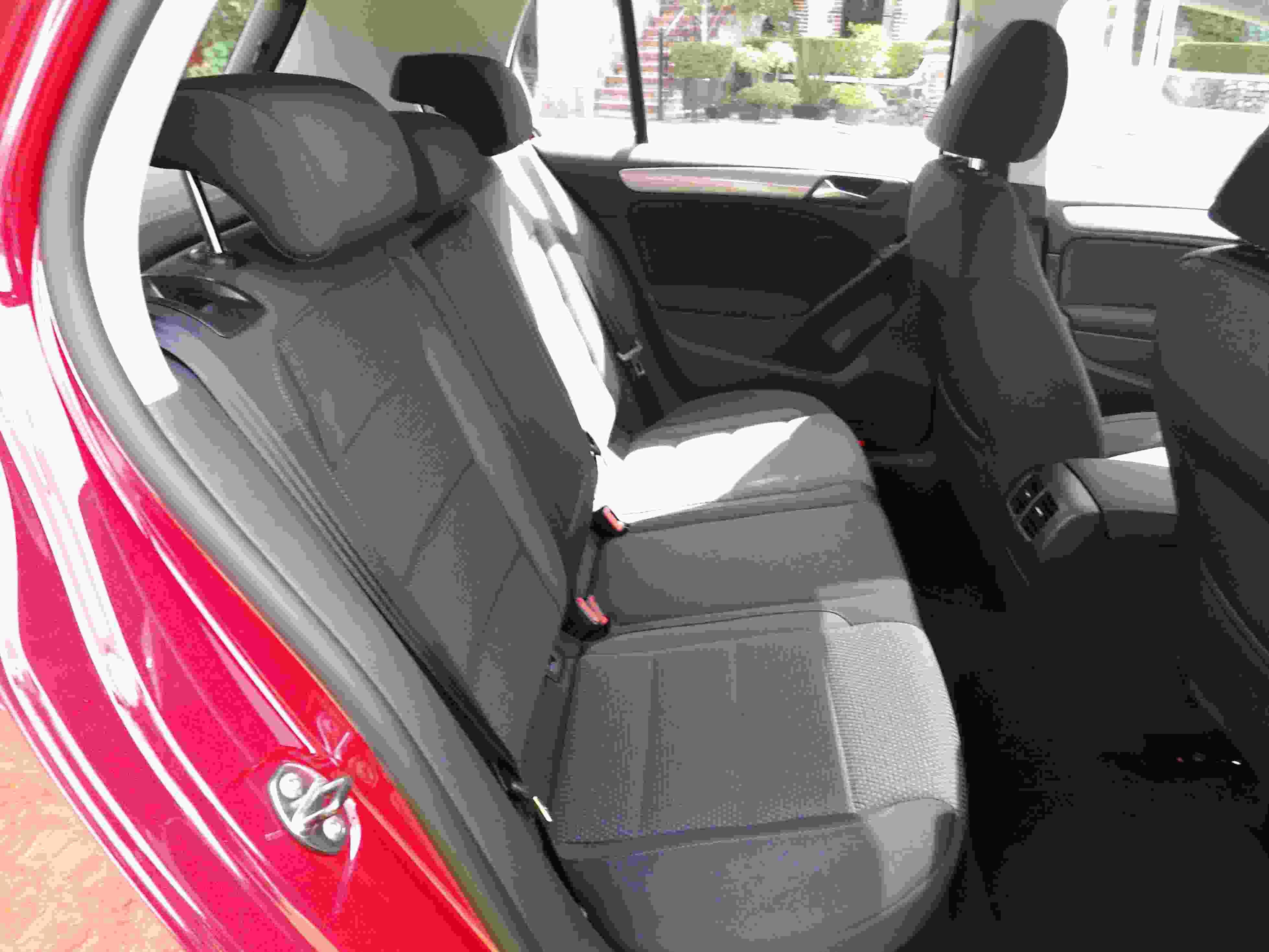 asiento trasero de segunda mano