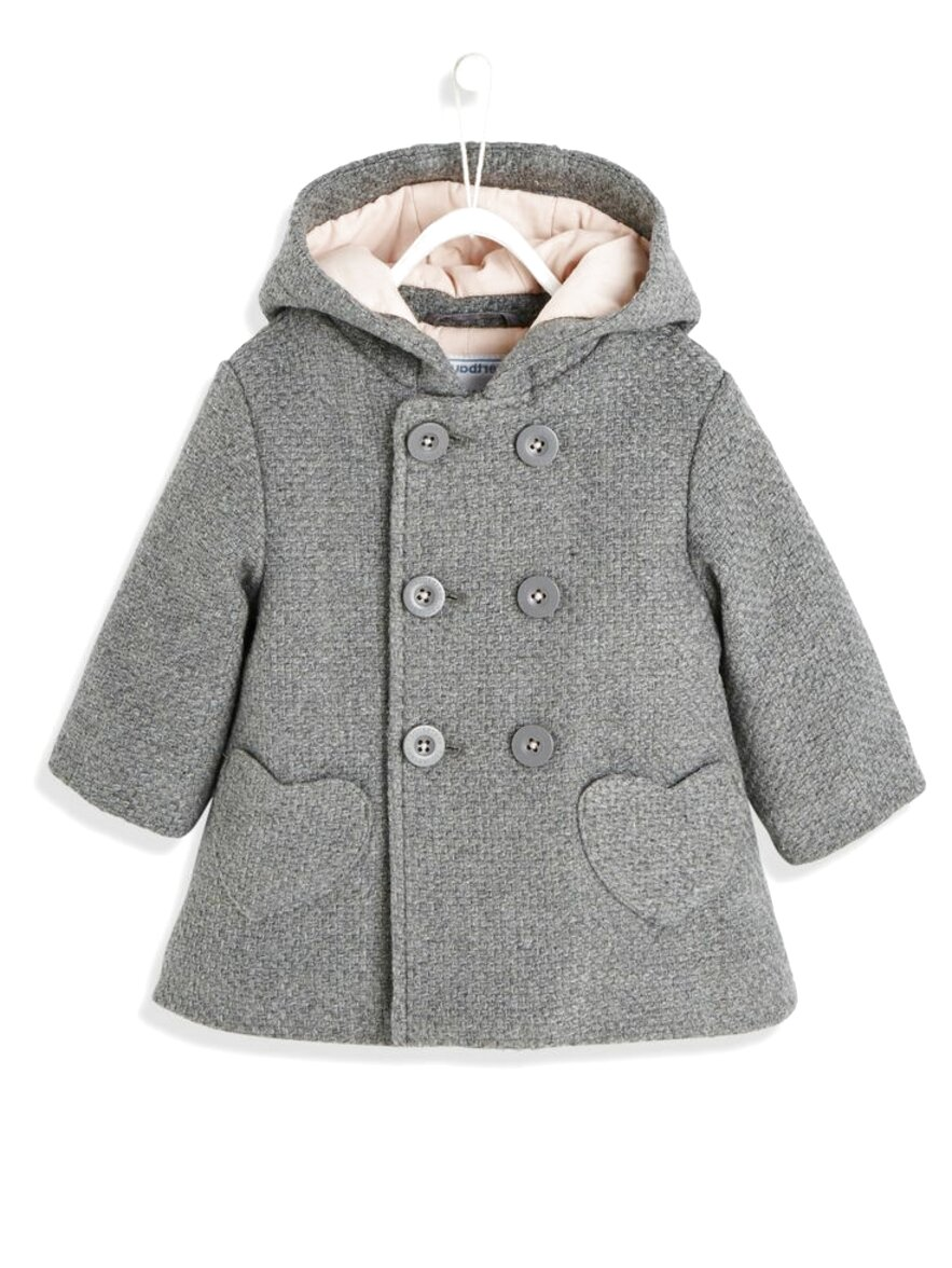 abrigo bebe nina de segunda mano