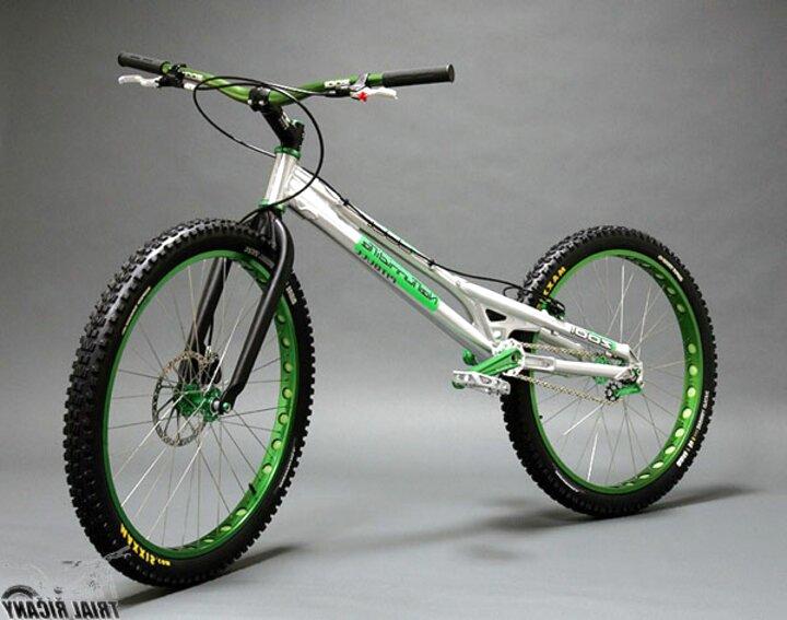 bicicletas trial de segunda mano