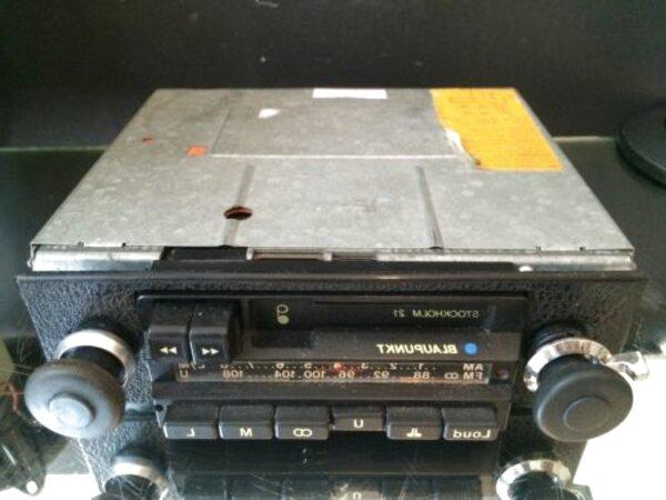 radio cassette blaupunkt de segunda mano