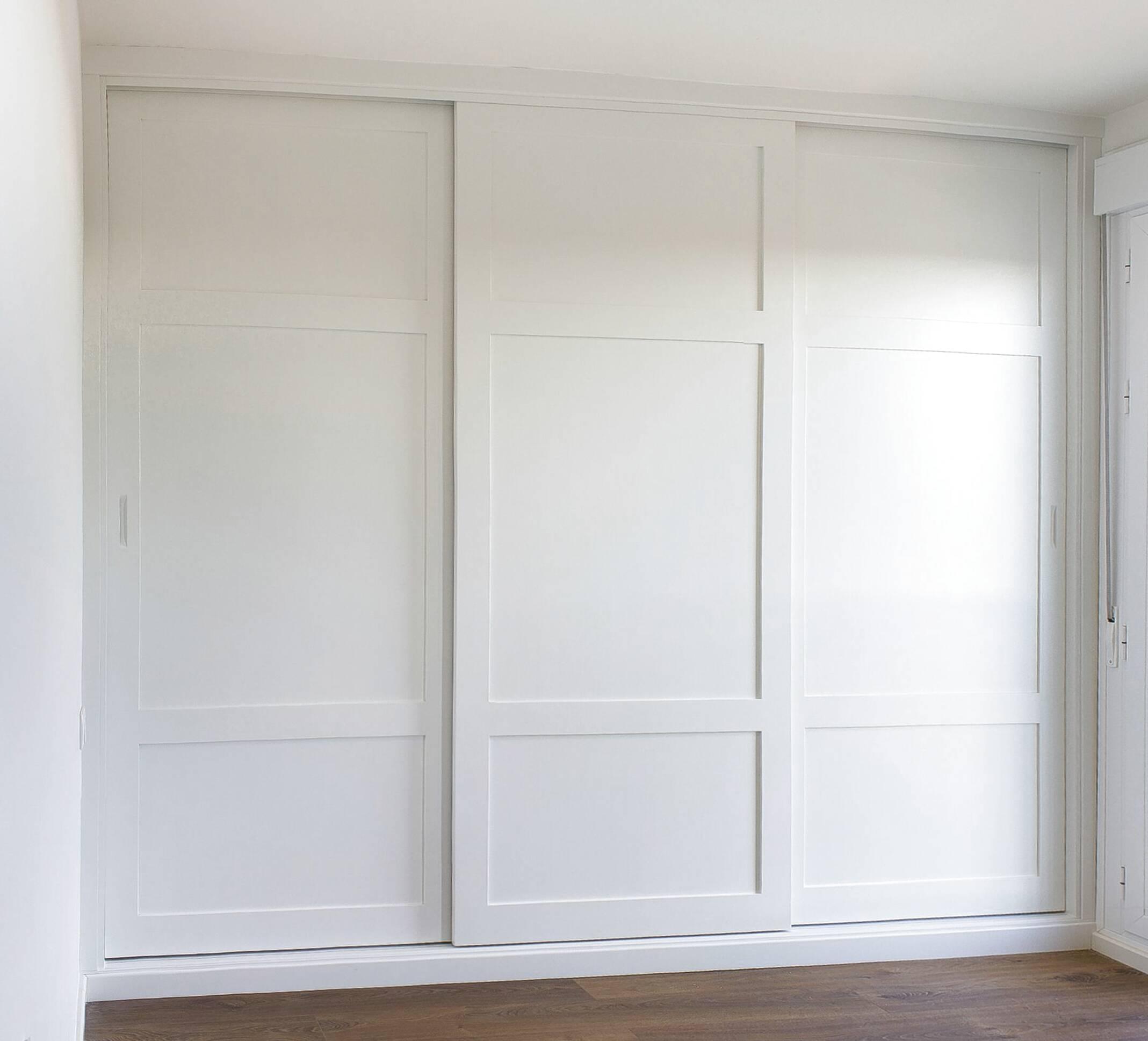 armarios puerta de segunda mano