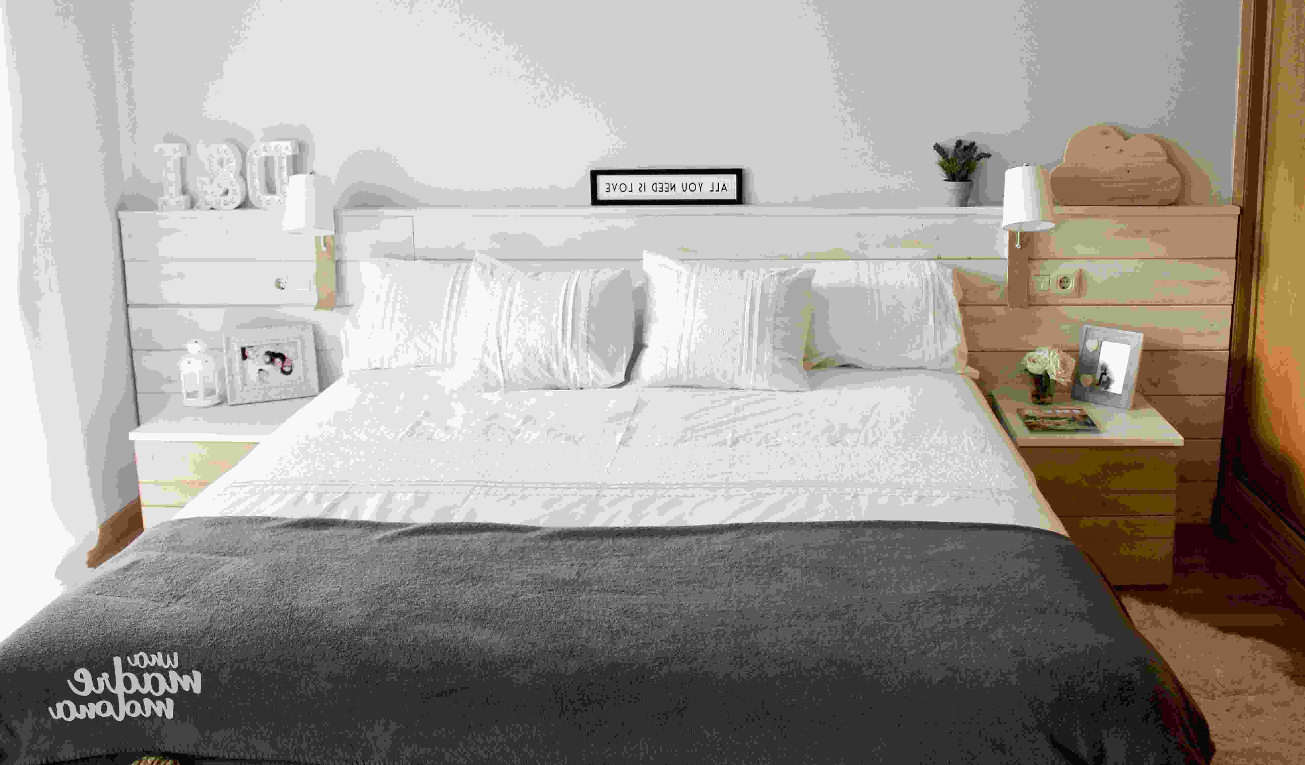 cabecero cama 180 cm de segunda mano