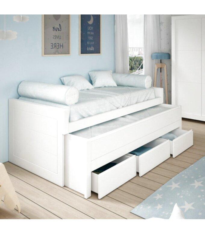 cama nido juvenil madrid de segunda mano