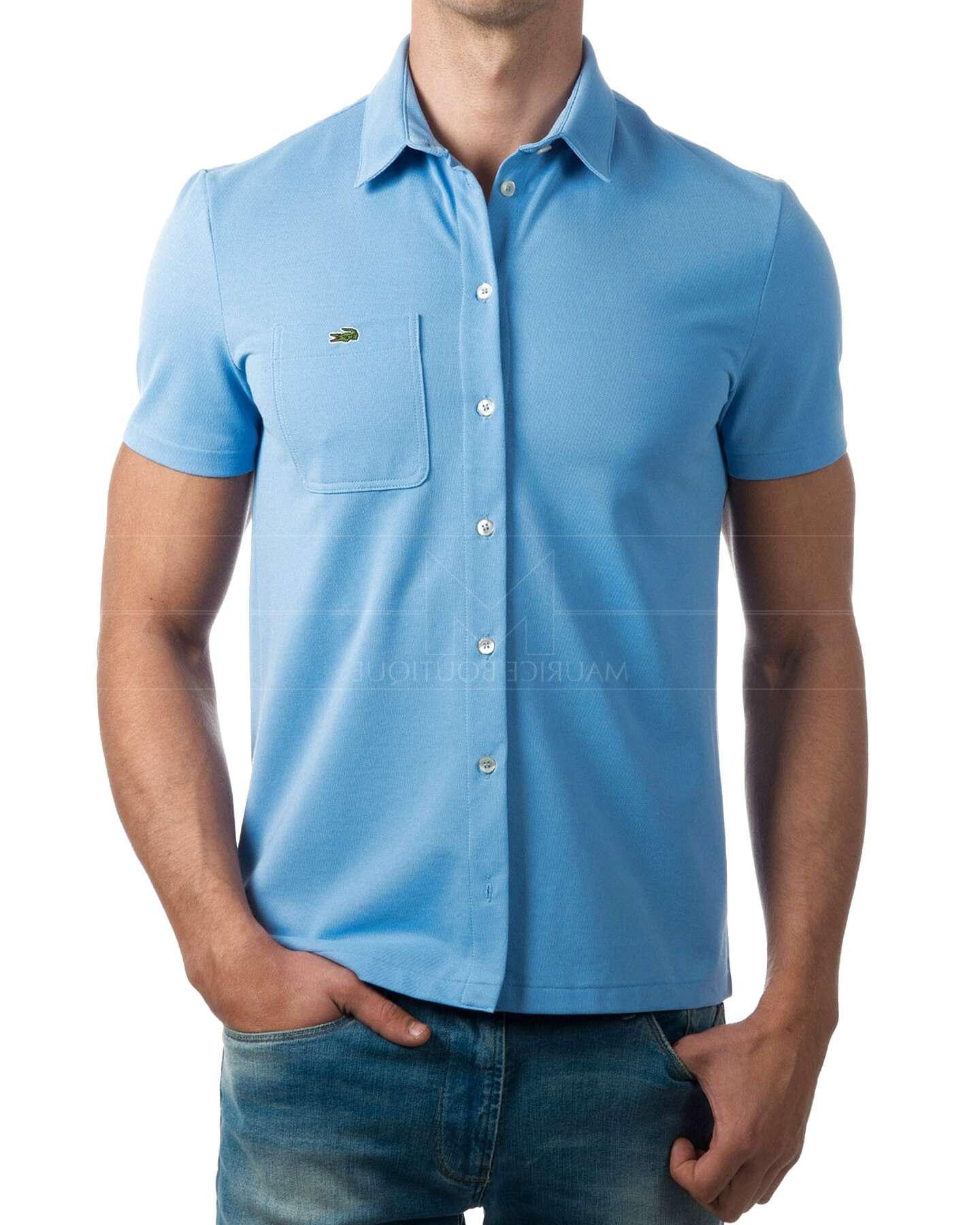 camisas lacoste de segunda mano