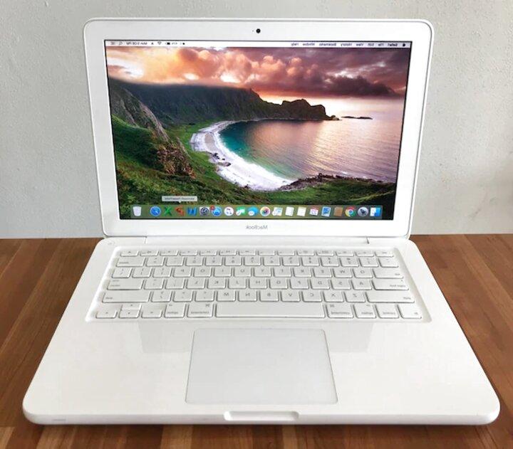 macbook 2009 de segunda mano