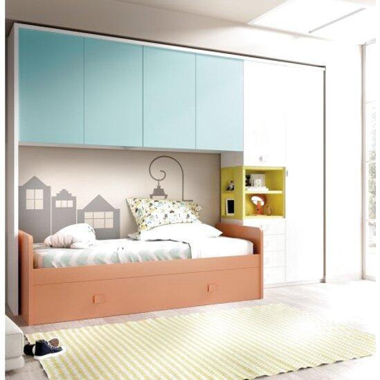 armario cama nido de segunda mano