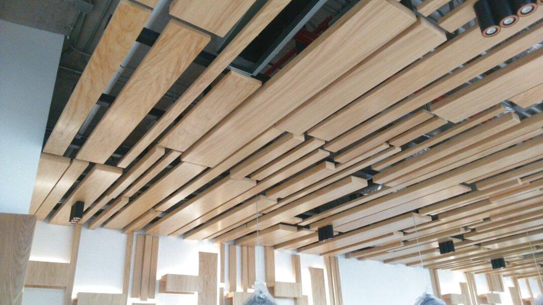 plafon madera de segunda mano