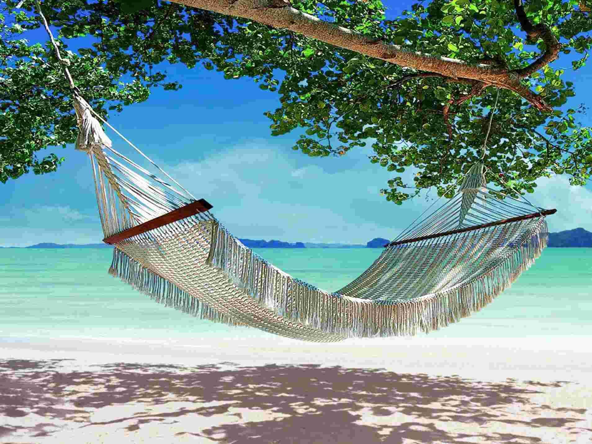 hamacas playa de segunda mano