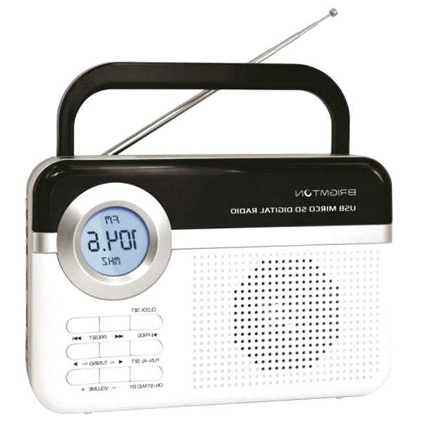 radio brigmton de segunda mano