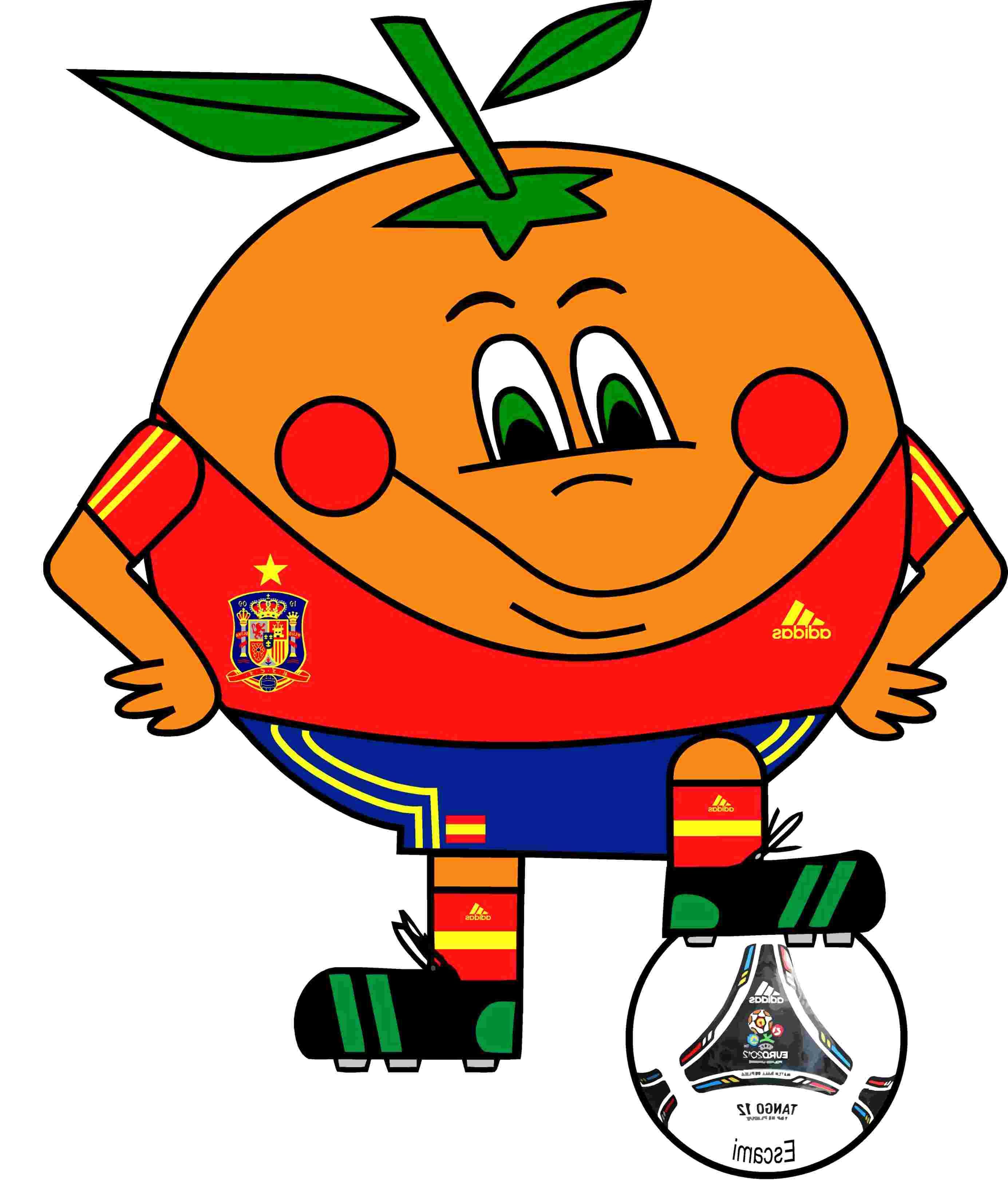 naranjito de segunda mano