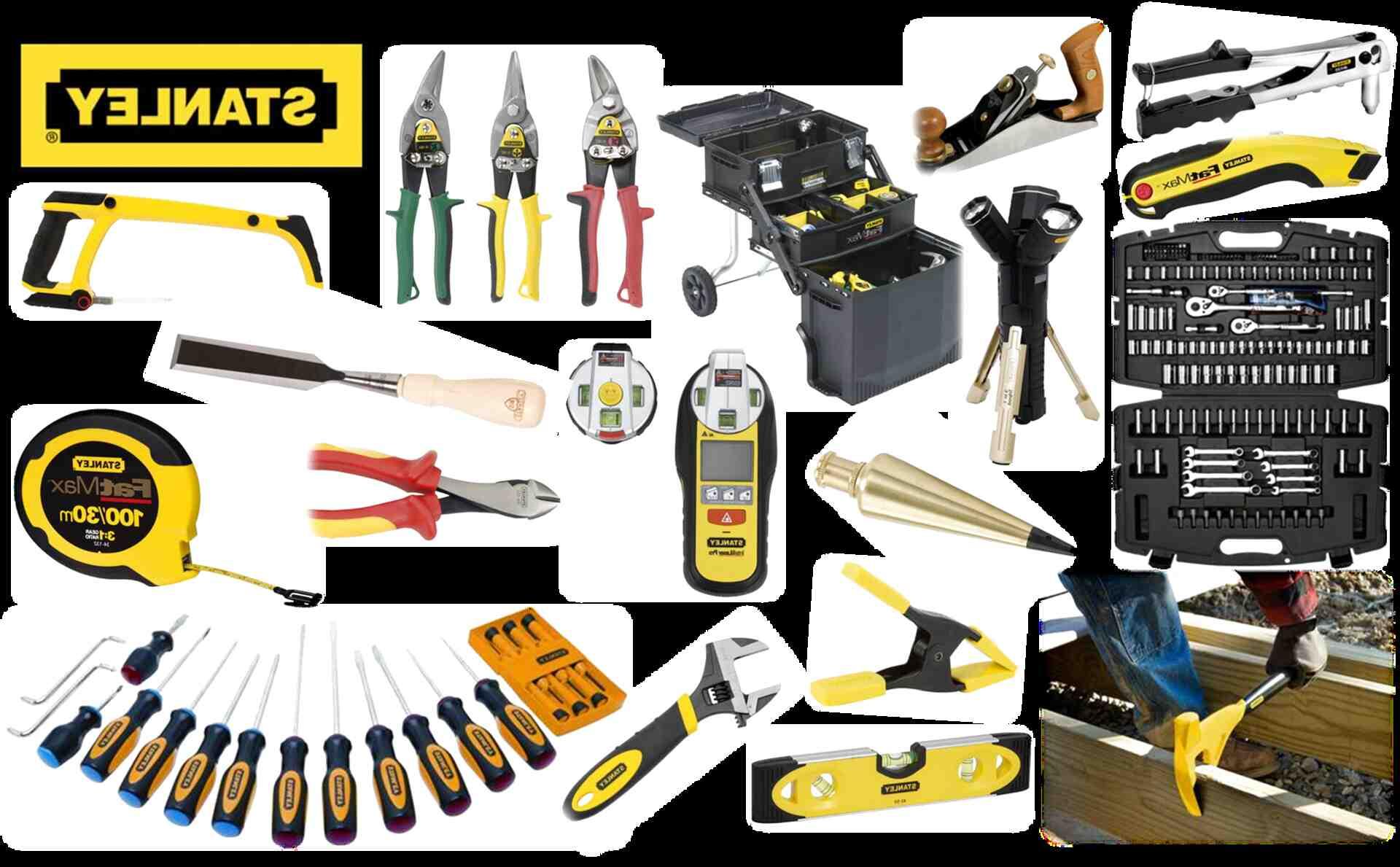 herramientas stanley de segunda mano