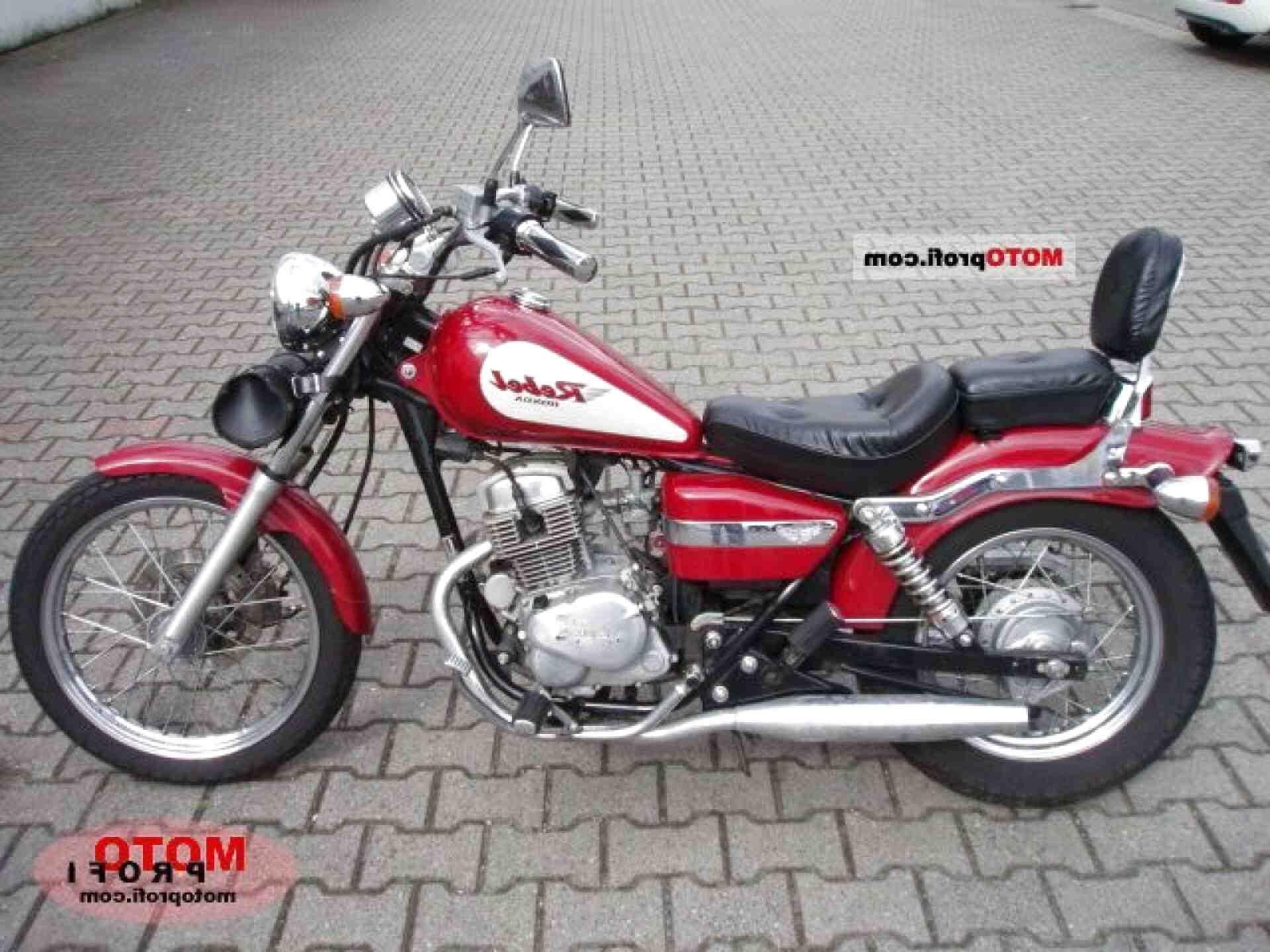 Honda Rebel 125 De Segunda Mano Solo Quedan 2 Al 60