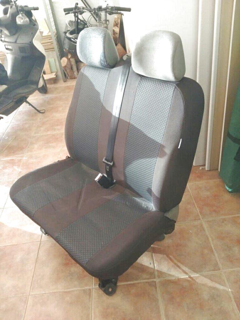 asiento trafic de segunda mano