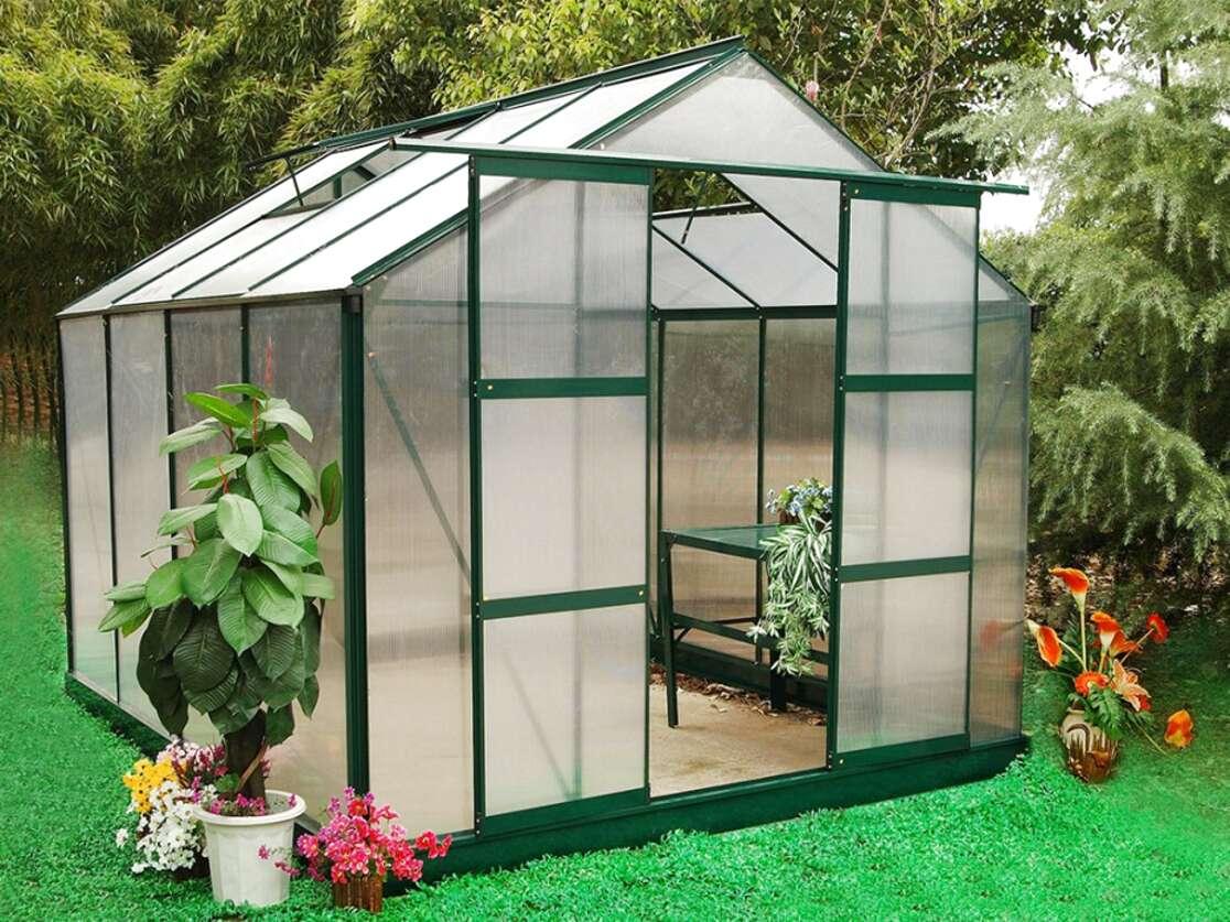 invernadero jardin de segunda mano