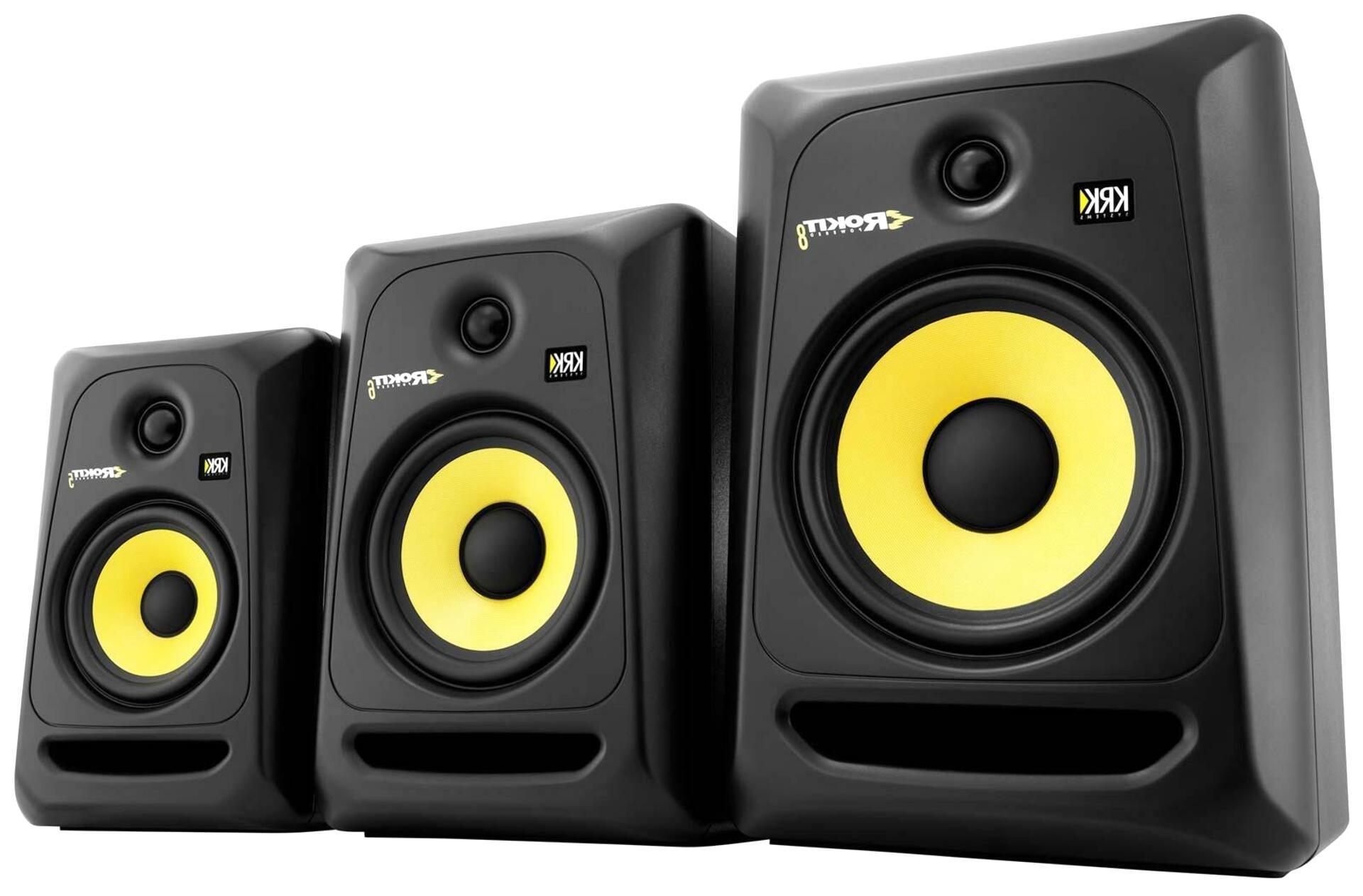 monitores monitor audio de segunda mano