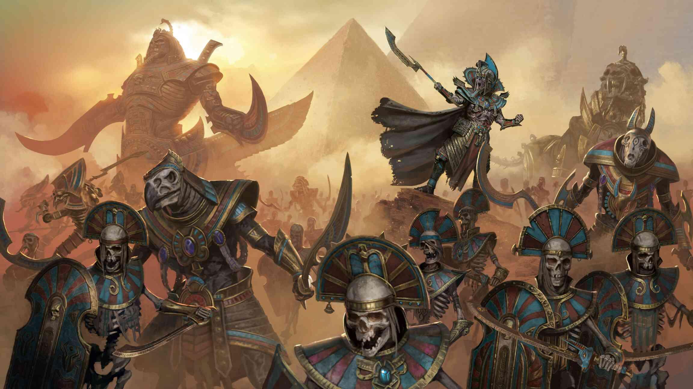 warhammer reyes de segunda mano