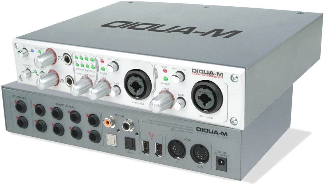 m audio firewire 410 de segunda mano