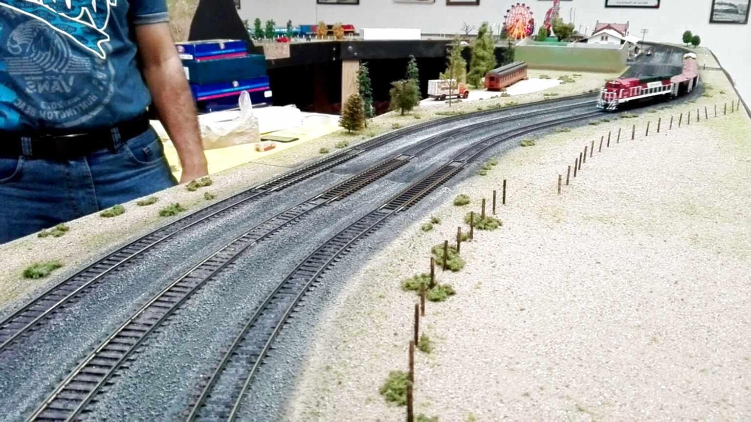 trenes electricos ho de segunda mano