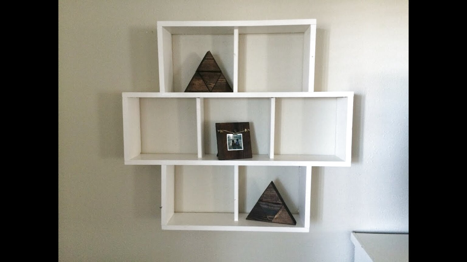 wall shelf de segunda mano