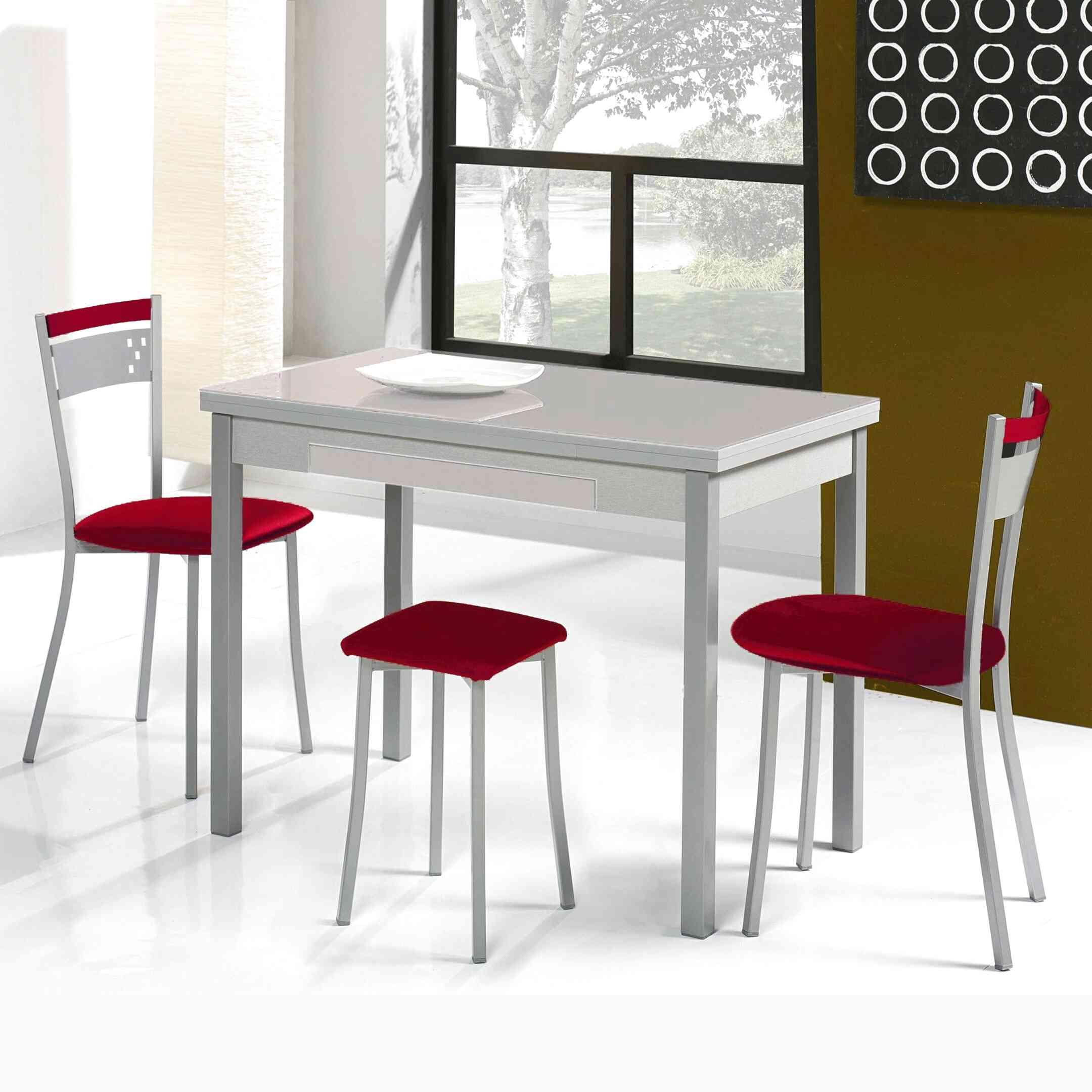 mesa sillas cocina de segunda mano