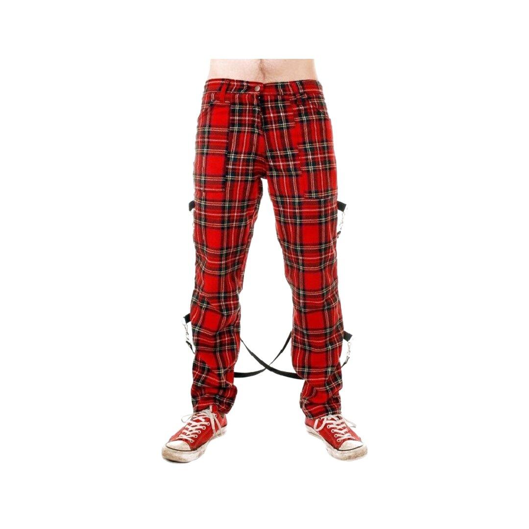 غيتار إنديكا مبهمة Pantalones Punk Arkansawhogsauce Com