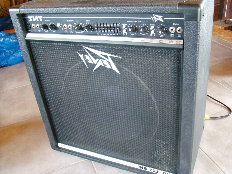 amplificador peavey tnt 115 de segunda mano